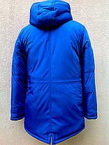 Зимняя куртка-парка Монблан, фото 2