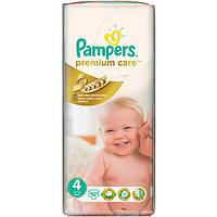 Подгузники Pampers Premium Care Maxi 7-18 кг 52 шт