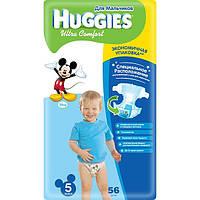 Подгузники Huggies Ultra Comfort 5 12-22 кг 56 шт
