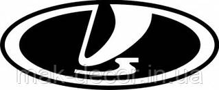 Вінілова наклейка на авто - ваз