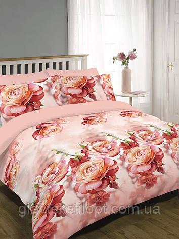 Ткань для постельного белья Полиэстер 75, фото 2