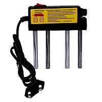 Электролизер для демонстрации загрязненности питьевой воды