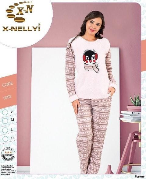 1c3fcf0c46d4 Теплая женская пижама-флис, цена 590 грн., купить в Харькове — Prom ...