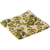 Полотенце вафельное Underprice Green Kurbits 35x66 см