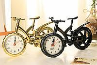 Велосипедный креативный будильник часы (супер подарок велосипедисту)