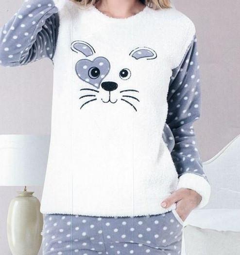 27c228c2483e9 теплая женская пижама турция цена 590 грн купить в харькове · интернет  магазин ...