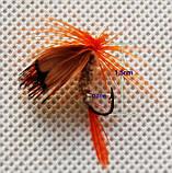 Приманки рыболовные с крючками 12 шт, фото 2