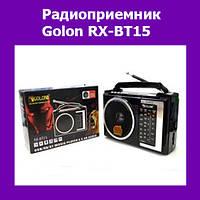 Радиоприемник Golon RX-BT15