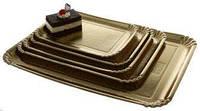 Поднос , Разнос из фольгированного картона. Кейтеринг  29.3*20,3см, фото 1