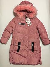 Зимове пальто для дівчаток р. 16 років
