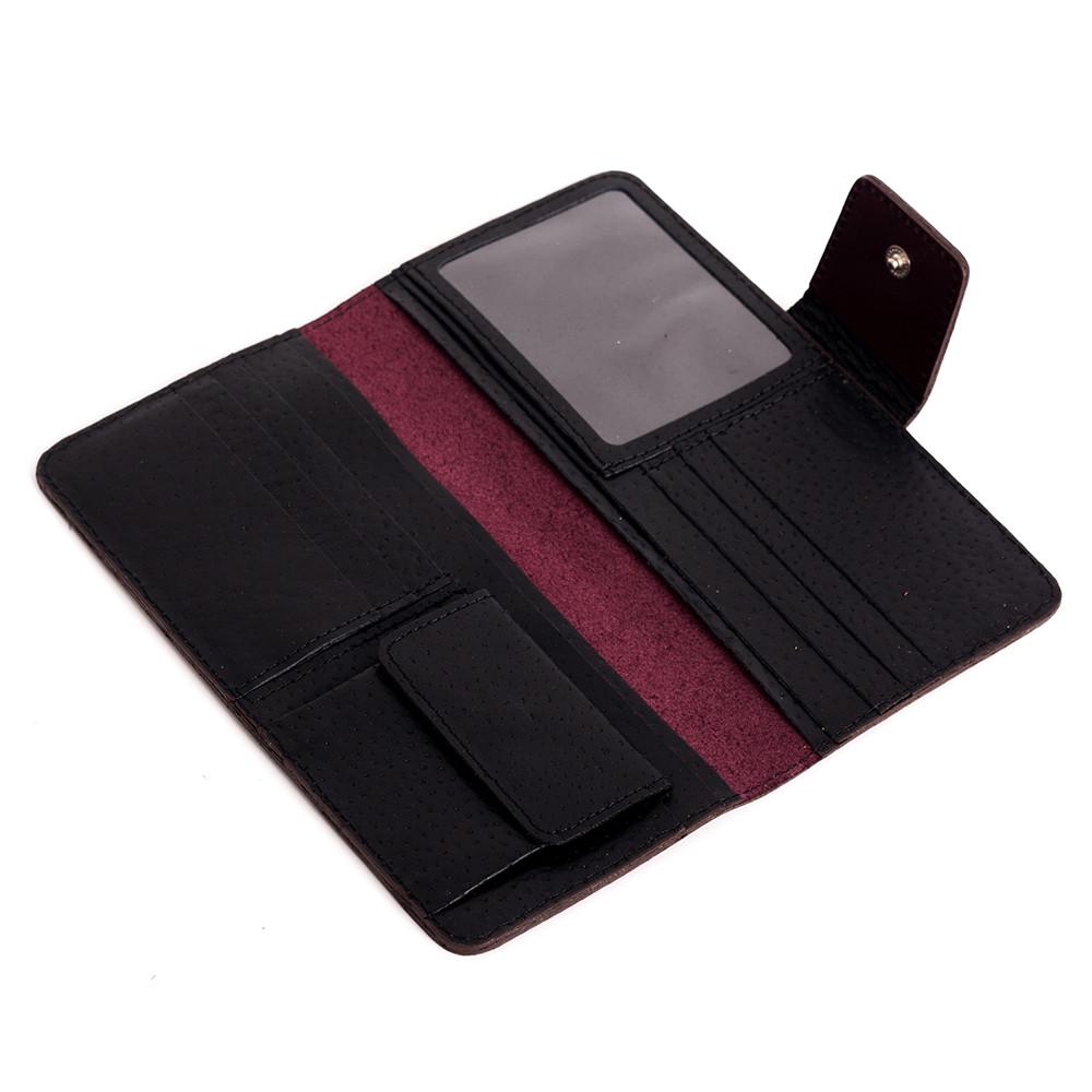 7ff19e422bbb Кошелек женский кожаный К-13 (бордо): продажа, цена в Киевской ...