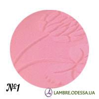 """Румяна Classic Compact Blush 2,5 г №1 """"Розовый коралл"""""""