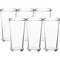 Набор высоких стаканов Underprice 255 мл 6 шт