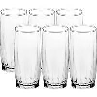 Набор высоких стаканов Pasabahce Данс 315 мл 6 шт