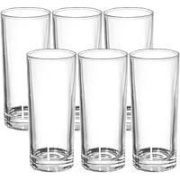 Набор высоких стаканов Sunco Simplex 300 мл 6 шт