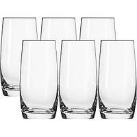 Набор высоких стаканов Krosno Professional Prima 350 мл 6 шт