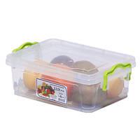 Контейнер пищевой Ал-Пластик №3 1.2 л