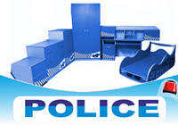 Детская комната Полиция