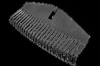 Грабли для листьев Fiskars Solid 25 зубьев большие (135014), фото 1