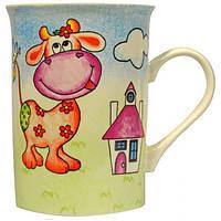 Чашка фарфоровая Keramia Коровка 300 мл N51610360