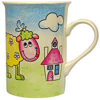 Чашка фарфоровая Keramia Ягненок 300 мл N51610361