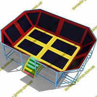 "Батутная арена джамп ""Small trampoline"""