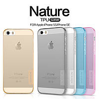 Чехол-накладка для Apple iPhone 5/5S/SE Nature Series /для АЙФОН 5/Эпл/
