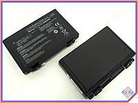 Аккумулятор ASUS 90-NVD1B1000Y, A32-F52, A32-F82, CS-AUF82NB, iB-A145, iB-A145H, L0690L6, L0A2016, TOP-K50, F82L696 11.1V 4400mAh Black.