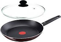 Сковорода TEFAL EXTRA 32 см + крышка