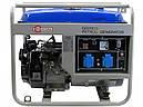Бензиновый генератор на 3 кВт Odwerk GG-3300, фото 2