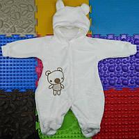 """Махровый комбинезон для новорожденного """"Миша"""""""