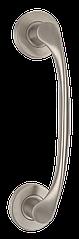 Ручка-скоба на розетке, нерж.  MVM S 103-200 SS