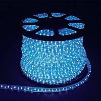 Светодиодный дюралайт Feron LED 2WAY синий 13 мм N30223029
