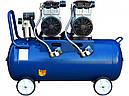 2-х цилиндровый безмасляный компрессор на 90 литров Odwerk TOF-1190, фото 3