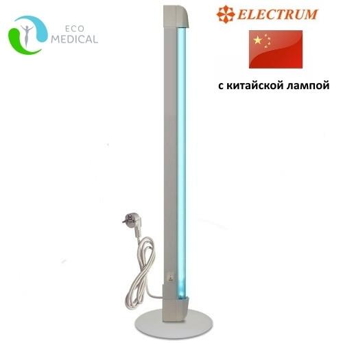 Кварцевая лампа ЛБК 36 М с китайской лампой. Переносная