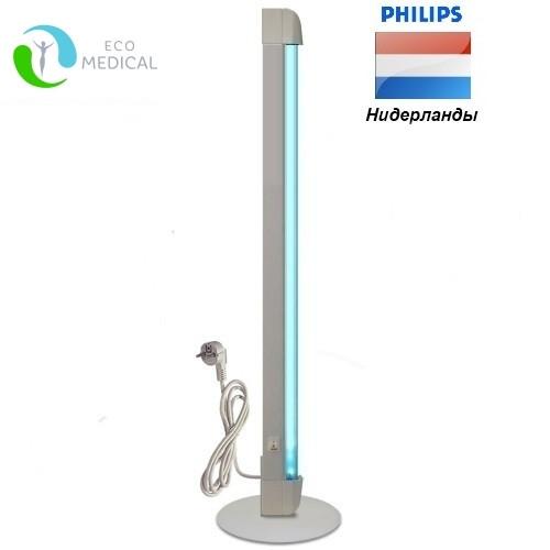 Бактерицидный облучатель ОББ 30 М. С лампой PHILIPS. Переносной