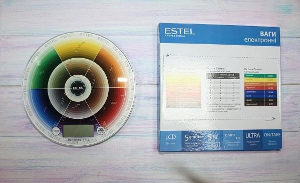 Estel professional (Эстель) Электронные весы SF-620