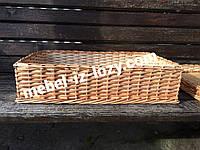 Лоток плетеный h15 - 50х40