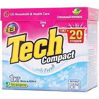 Стиральный порошок Tech Lovely Fresh 1 кг