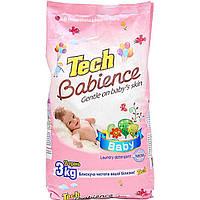 Стиральный порошок Tech Super Babience 3 кг