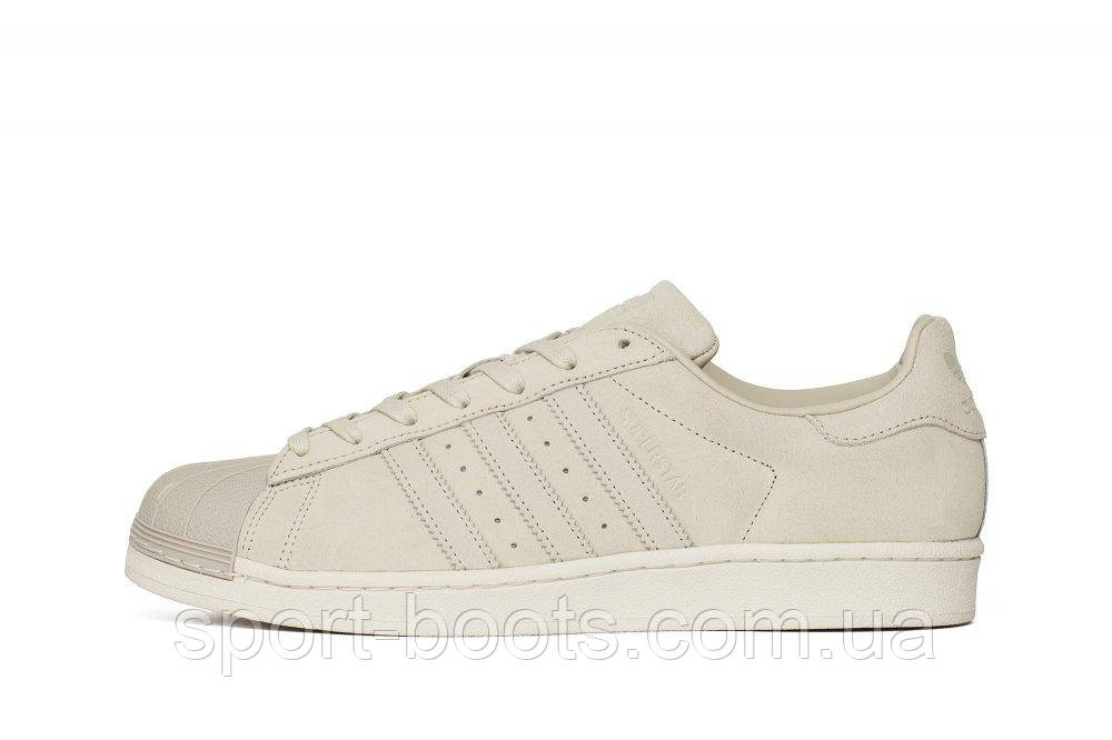 adidas superstar clear brown