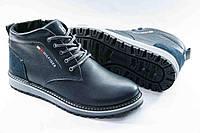 Мужские ботинки Tommy Hilfiger (синий) (100% шерсть)