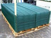 Забор сварной секционный 1,7х2,5 ЭКОНОМ
