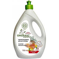 Средство для мытья посуды Organic Control на основе мыльного ореха 700 мл