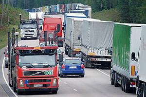 Вантажоперевезення Росія
