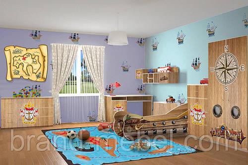 Детская комната Пираты