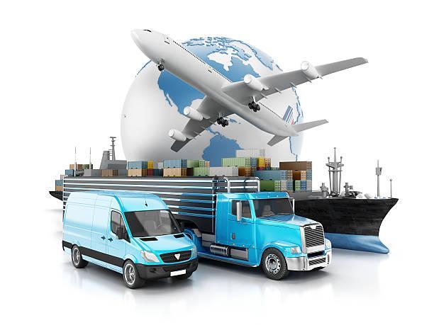 Международные грузовые перевозки, фото 1