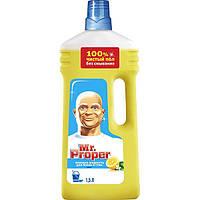 Средство для мытья полов и стен Mr.Proper лимон 1.5 л