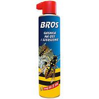Средство Bros инсектицидное аэрозоль от ос и шершней 300 мл
