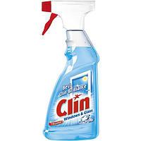 Средство для мытья стекол Clin Универсальный 500 мл